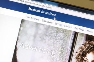 Facebook Advertising Website