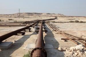 Bahrain Oil Gas Pipeline