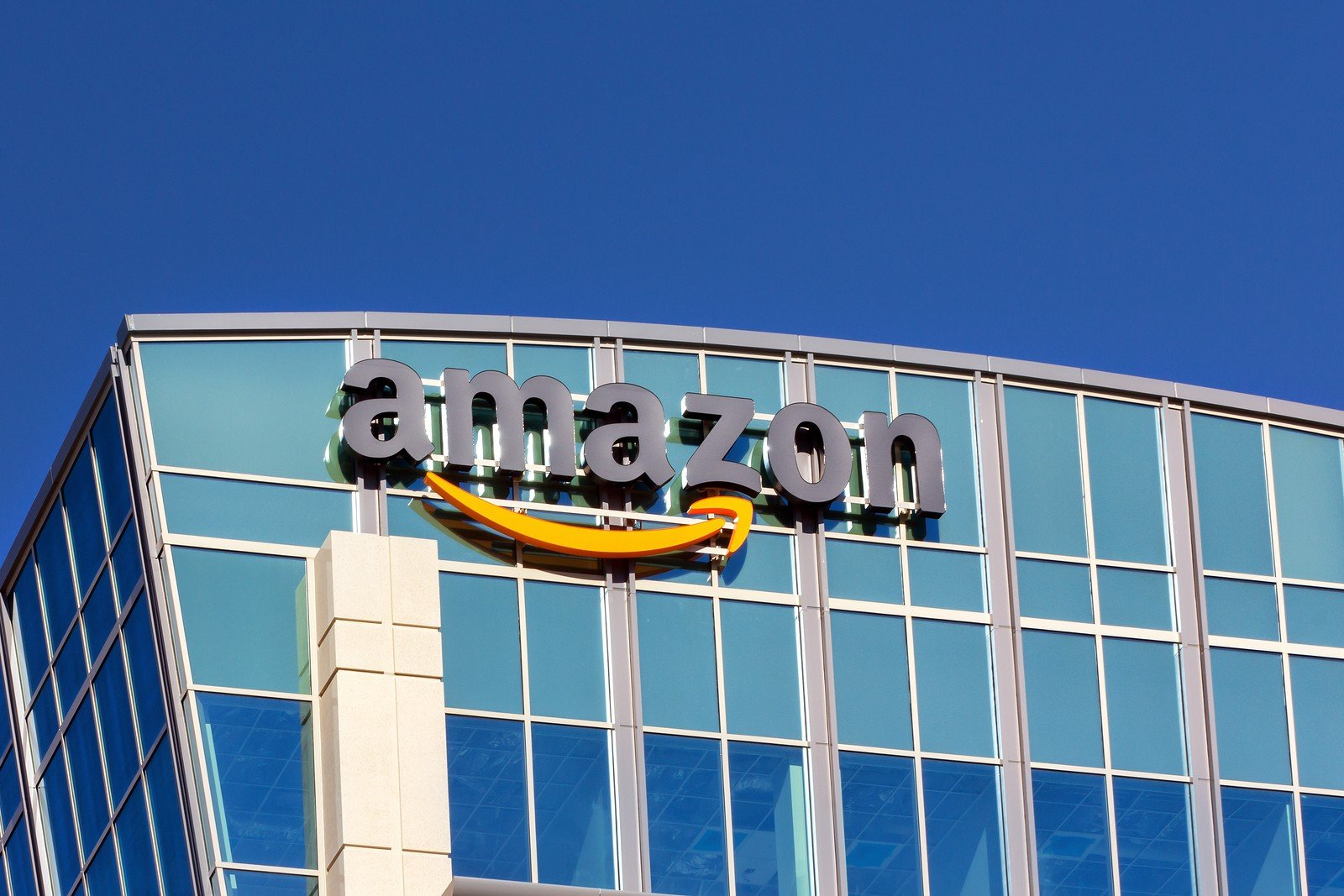 Amazon california offices