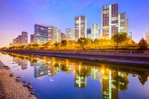 central financial district, beijing