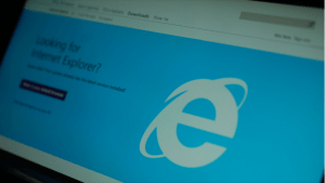 Microsoft - New Internet Explorer Main Pic