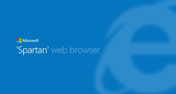 Windows 10 - Spartan Browser