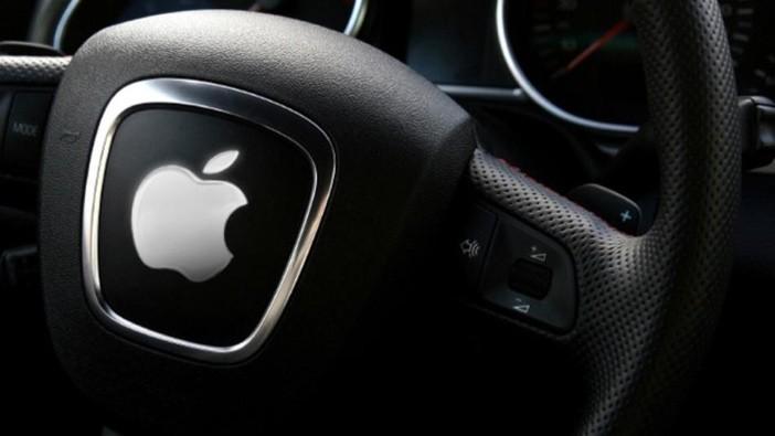 Apple Car Interior Concept