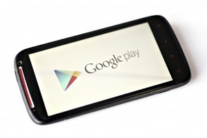 google play on android