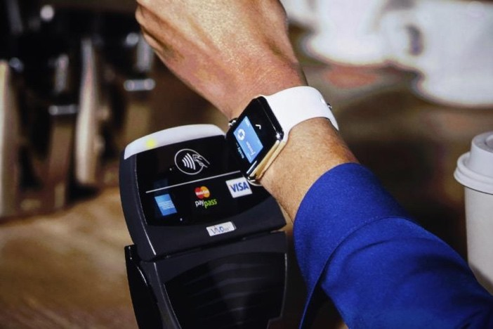 Apple Pay by Apple Watch