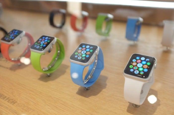 Apple Watch smartwatches