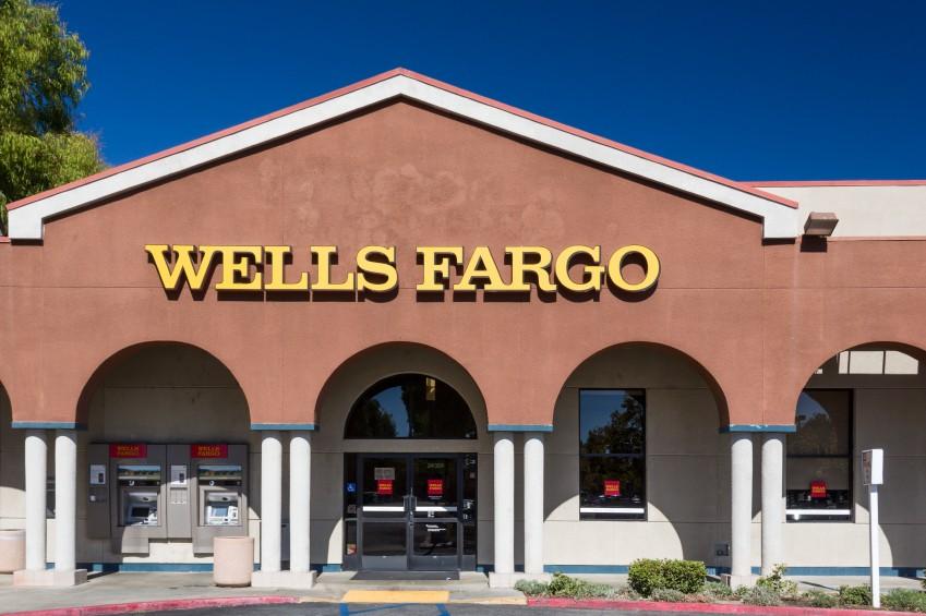 Wells Fargo Bank Exterior