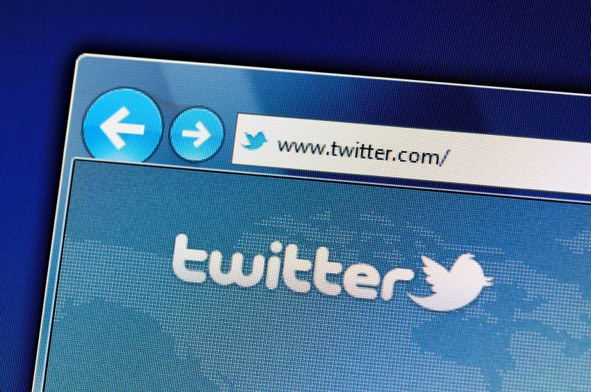 Twitter website