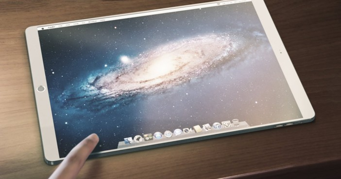 Apple iPad Pro Concept
