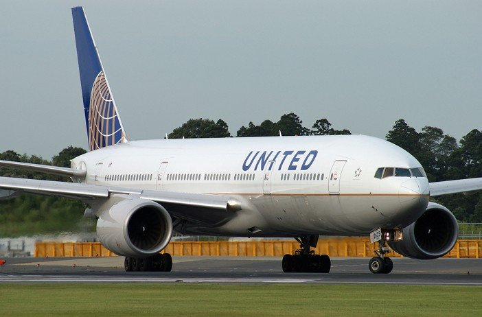 United Airlines Plane Hacked
