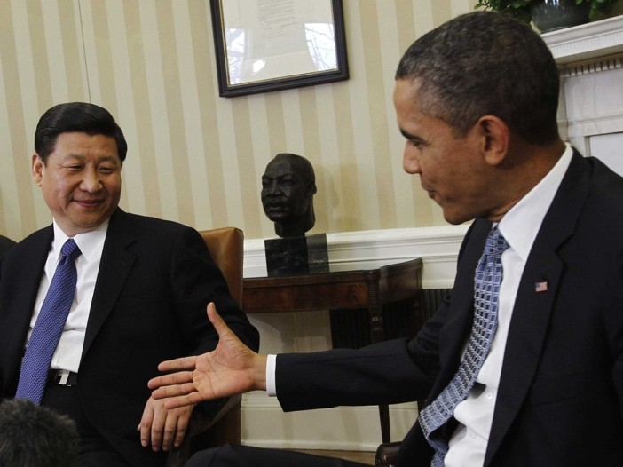 Obama Xi Jinping China Hack