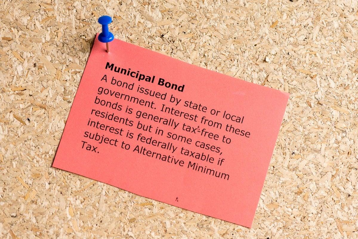 Municipal Bond Definition