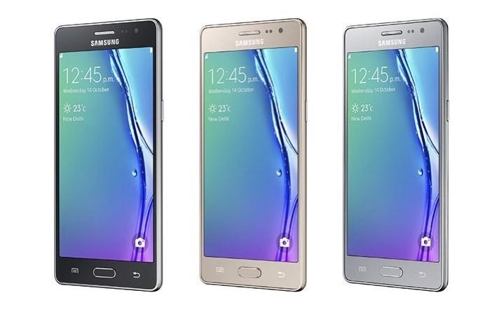 Samsung Z3 Tizen Smartphone