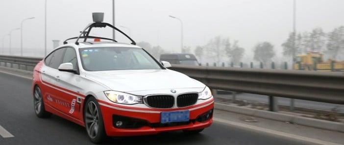 Baidu Self-Driving Car