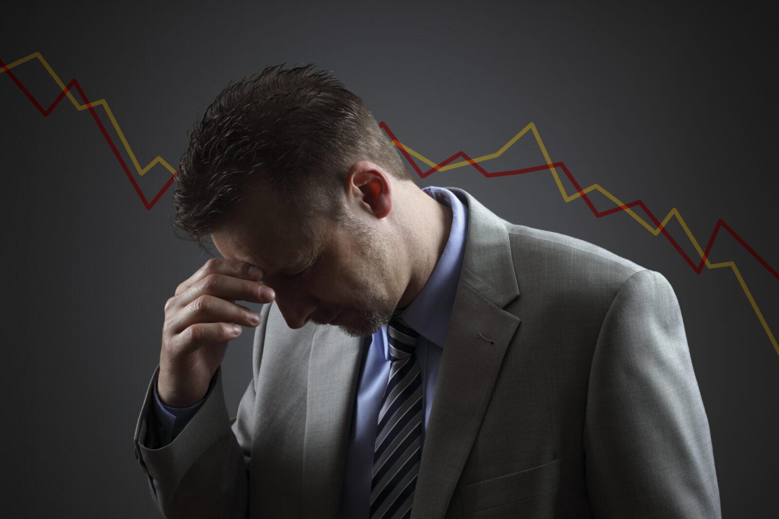 stock stress crisis