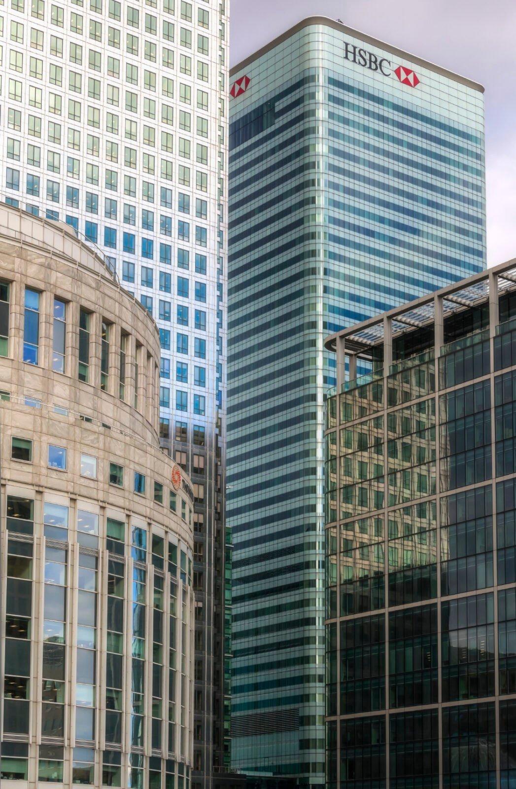 HSBC Head quarters