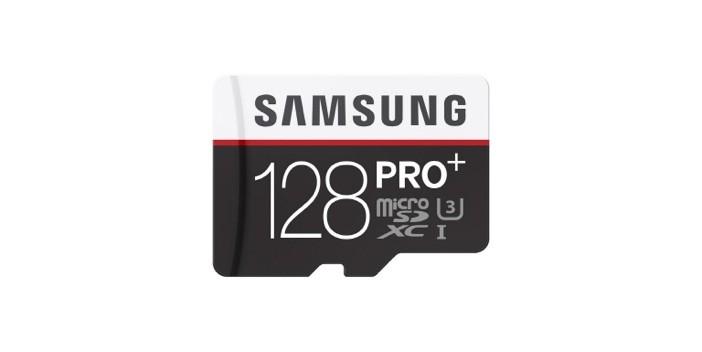 Samsung Pro Plus 128GB MicroSD Card